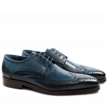 Derby shoes Lewis 3  Crust Mid Blue LS
