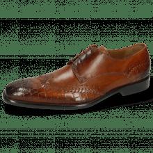 Derby shoes Clark 1 Crock Cognac Rich Tan
