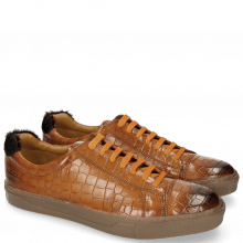 Sneakers Adrian 1 Crock Wood Hair On Breeze Turchese