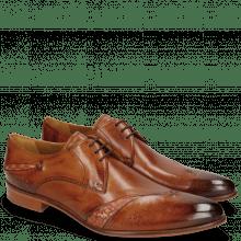 Derby shoes Toni 40 Tan Woven Sand