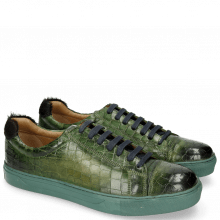 Sneakers Adrian 1 Crock Ultra Green Hair On Breeze Turchese