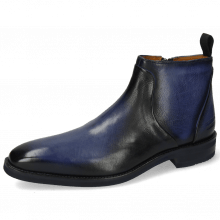 Ankle boots Lance 51 Monza Moroccan Blue Shade Navy
