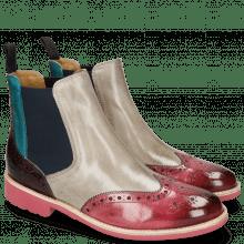 Ankle boots Selina 6 Bubblegum Multi
