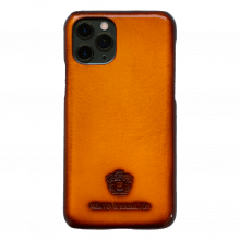iPhone case Eleven Pro Vegas Yellow Edge Shade Wood