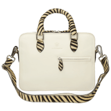 Handbags Vancouver Vegas White Hairon Zebra