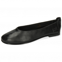 Ballet Pumps Iris 9 Nappa Black Flex