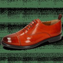 Oxford shoes Selina 26 Winter Orange Lining