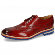 Derby shoes Eddy 5 Crust Ruby