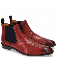 Ankle boots Xevar 1 Xevar 1 Perfo Red