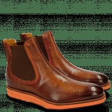 Ankle boots Chris 2 Tan Shade Dark Orange