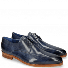 Derby shoes Lewis 10 Moroccan Blue