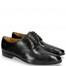 Derby shoes Kris 1 Black