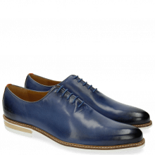 Oxford shoes Erol 34 Moroccan Blue