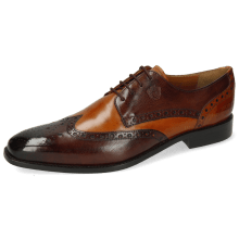 Derby shoes Martin 15 Berlin Mogano Tan