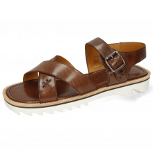Sandals Sam 33 Classic Mid Brown