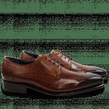 Derby shoes Stanley 1 Crust Tan LS