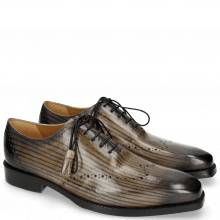 Oxford shoes Nicolas 1 Oxygen Lines Cedro London Fog