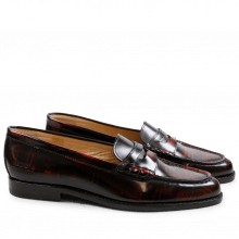 Loafers Mia 1 Brush Check Marlboro LS