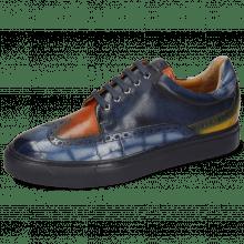 Sneakers Harvey 16 Vegas Turtle Grey Shade Navy