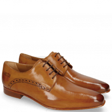 Derby shoes Kris 1 Tan