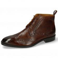 Ankle boots Jeff 7  Pisa Wood Loop Peru