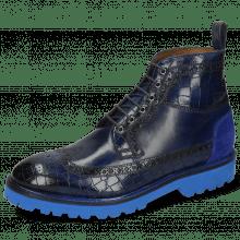 Ankle boots Matthew 9 Crock Electric Blue