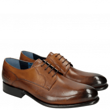 Derby shoes Charles 1 Dark Brown LS