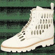 Ankle boots Selina 51 Flex White Lasercut