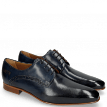 Derby shoes Kris 1 Navy