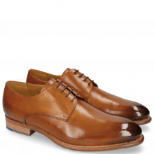 Derby shoes Lionel 3 Tan