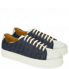 Sneakers Maxima 3 Raw Denim Navy