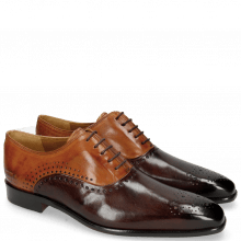 Oxford shoes Lewis 41 Mogano Tan