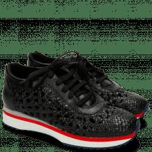 Sneakers Nadine 5 Woven Black