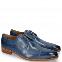 Derby shoes Lewis 8 Wind Lining Rich Tan
