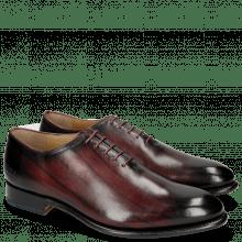 Oxford shoes Lionel 2 Burgundy Lines London Fog