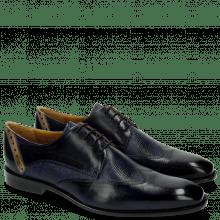 Derby shoes Xabi 1 Berlin Venice Haina Navy