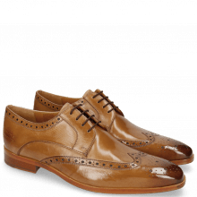 Derby shoes Lewis 3 Cashmere Lining Rich Tan