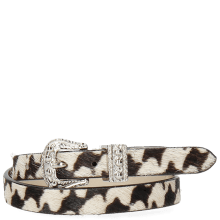 Bracelets Ines 1 Hairon Tweed Buckle Nickle