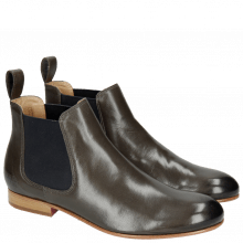 Ankle boots Sally 25 Salerno Dark Grey