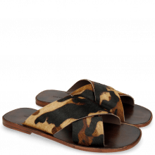 Mules Sam 24 Hairon Camo