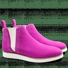 Ankle boots Melia 7 Elko Nubuk Magenta