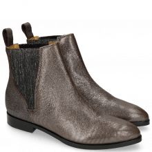 Ankle boots Jessy 33 Fermont Gunmetal