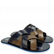 Sandals Sam 12 Oxygen Moroccan Blue