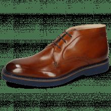 Ankle boots Felix 1 Wood Laces Navy