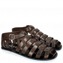 Sandals Sam 3 Classic Dark Brown