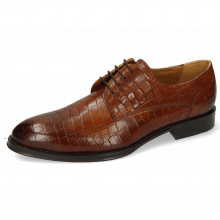 Derby shoes Kane 2 Crock Mid Brown Lining Rich
