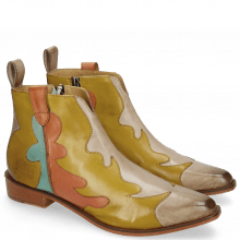 Ankle boots Marlin 7 Digital Olivine Earthly Mermaid