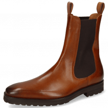 Ankle boots Clark 49 Wood Elastic Dark Brown