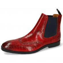 Ankle boots Greg 2 Venice Crock Ruby
