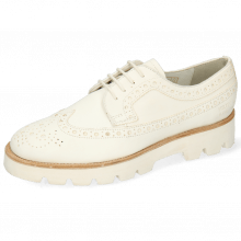 Derby shoes Jade 2 Flex White Lining Collar